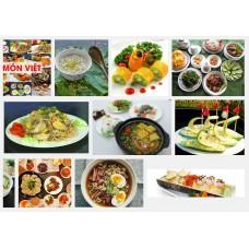 Nấu ăn món Việt - Học thật đơn giản