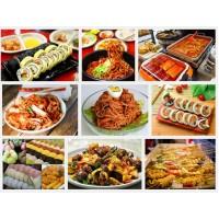 Nấu ăn món Hàn Quốc khóa mới