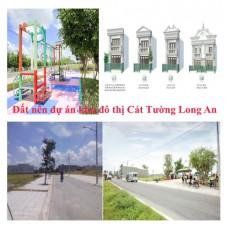 Đất nền Cát Tường - Bí mật đầu tư khu đô thị - du lịch sinh thái Long An