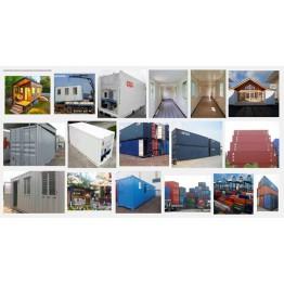 Container cho thuê các loại