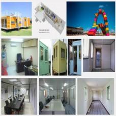 Container văn phòng 20-40 feet các loại