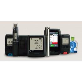 Nhiệt độ độ ẩm không dây – thiết bị quản lý