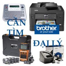 Đại lý máy in [ống lồng -  tem - nhãn] Brother phơi bày bí mật kinh doanh thành công