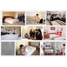 Học nghiệp vụ buồng, phòng khách sạn mới