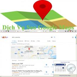 Top Dịch vụ seo Google Maps 5S quảng bá địa điểm An toàn