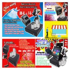 Mua ngay máy in hóa đơn in nhiệt Xprinter – Epson – mPos – Barcode – các loại order giá tốt nhất