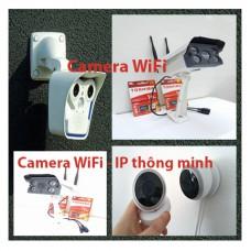 Camera IP không dây thông minh như người bảo vệ An ninh – Tài sản mọi nhà
