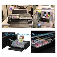 Giá không thể tốt hơn khi bơm mực, đổ mực, nạp mực, sạc mực - ink cartridge refill tại MDV
