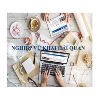 khóa học nghiệp vụ khai hải quan trực tuyến