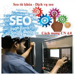Seo từ khóa dịch vụ seo cách mạng công nghiệp 4.0