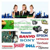 Cách sửa máy chiếu – bảo trì máy chiếu (LCD-LED-Laser Projectors) tận nơi 247