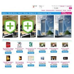 Đấu giá quyền tài trợ cho website bệnh viện
