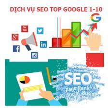 Cách seo từ khóa vào Top 0-10 ở trang nhất Google đạt kỷ lục mới từ dịch vụ seo tiến hóa