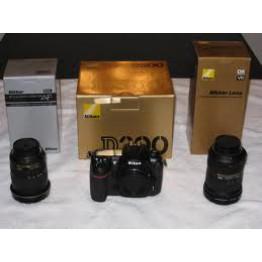 Nikon D300 AF-S DX VR18-200G Lens kit