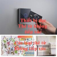 Hệ thống thẻ từ HID có CHIP không tiếp xúc tạo nên đột phá kiểm soát quản lý cửa