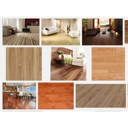 Sàn gỗ công nghiệp - tự nhiên