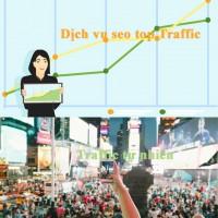 Dịch vụ seo Top traffic theo yêu cầu dẫn đầu thị trường tim kiếm